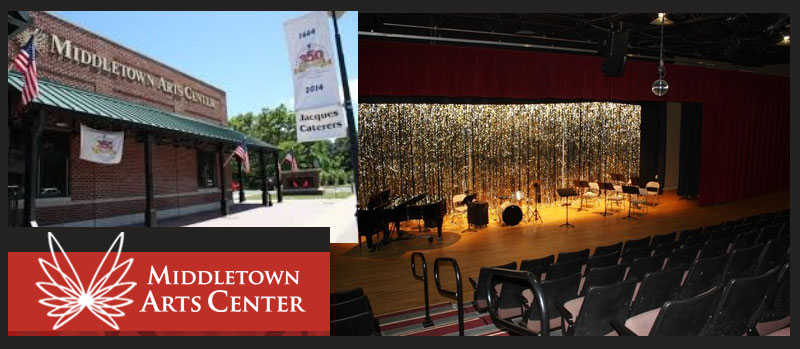 Middletown Arts Center montage